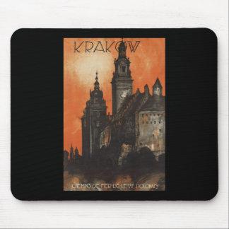 Krakow Mouse Pad