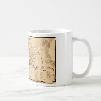 Krakow Poland 1755 Coffee Mug