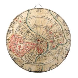 Krakow Poland 1755 Dartboard