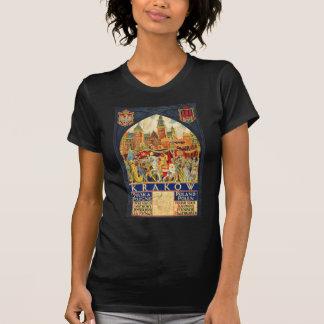 Krakow Polska Pologne Polen T-shirt