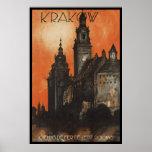 Krakow Posters