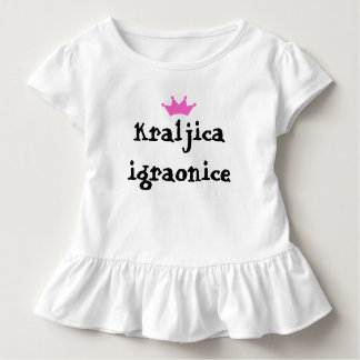 Kraljica igraonice toddler t-shirt