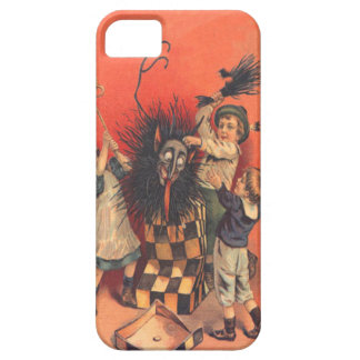 Krampus Jack-In-A-Box iPhone 5 Covers