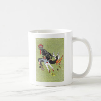 Krampus Kidnapping Men Coffee Mug