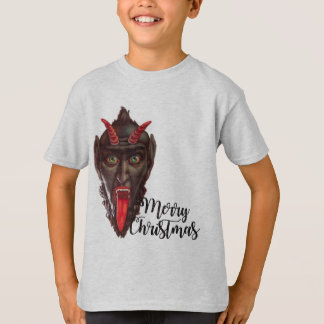 krampus merry christmas T-Shirt