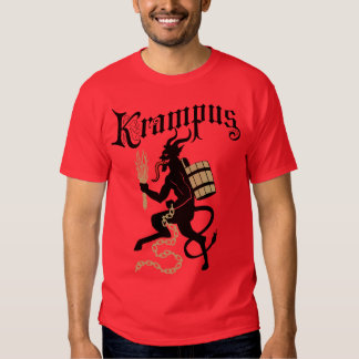 Krampus Tee Shirt