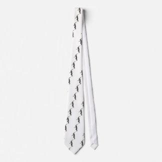 Krampus Tie
