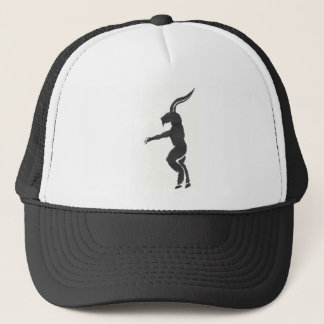 Krampus Trucker Hat