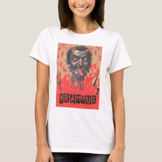 Krampus Womens T-Shirt