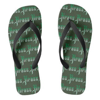 Krass Cool German Deutschland Slang Flipflops