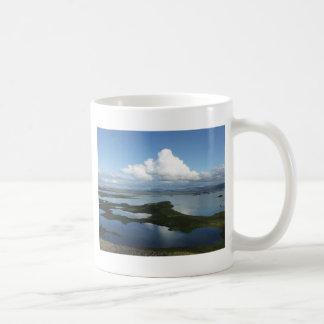 Krater und Vulkane Coffee Mug