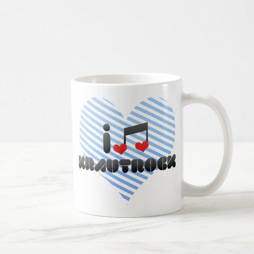 Krautrock fan mugs