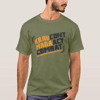 Krav Maga - Contact Combat T-Shirt