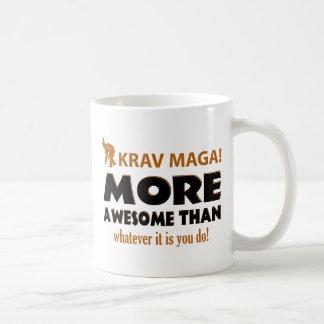 KRAV MAGA! DESIGN COFFEE MUG