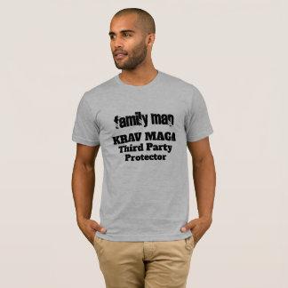 Krav Maga Family Man T-Shirt