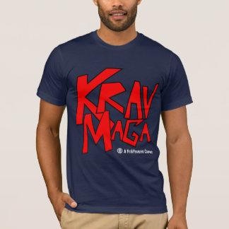Krav Maga - Fit and Fearless T-Shirt