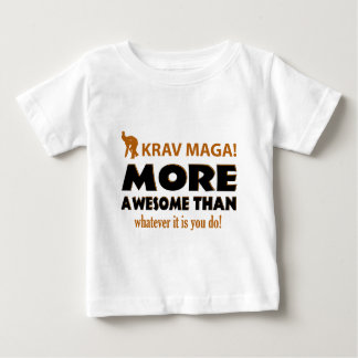 Krav Maga Martial arts gift items Baby T-Shirt