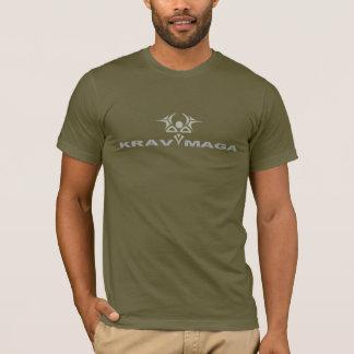 Krav Maga Military Green T-Shirt