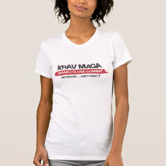 Krav Maga - No Rules...Just Fight - ladies T-Shirt