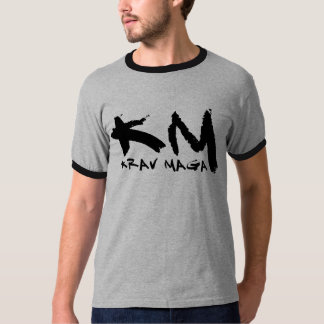 Krav Maga Ringer T-Shirt