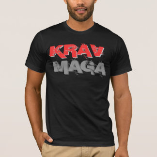 KRAV MAGA shirt, free lesson T-Shirt