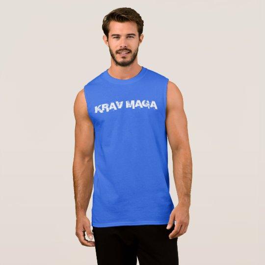 Krav Maga Sleeveless Shirt