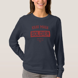 Krav Maga Soldier T-Shirt
