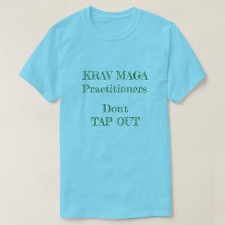 Krav Maga Tap Out T-Shirt