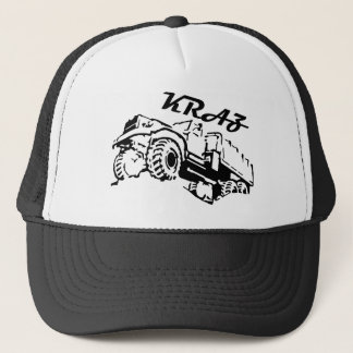Kraz - The Soviet Russian Truck Trucker Hat