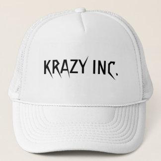 KRAZY INC. TRUCKER HAT