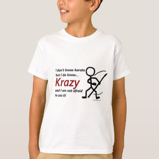 Krazy Karate T-Shirt