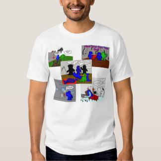 Krazy Komics T-shirts