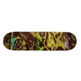 Krazy, Kool Kat Skateboard TBIA Award Skate Board Deck