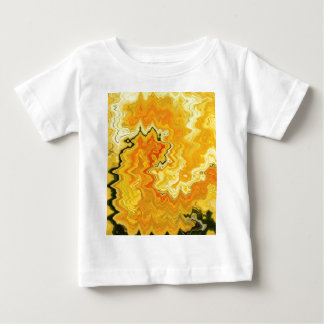 Krazy Yellow Baby T-Shirt