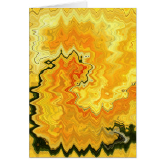 Krazy Yellow Card