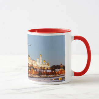 Kremlin, Moscow Mug
