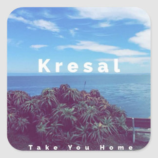 Kresal Take you home sticker