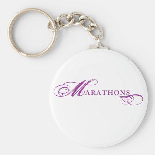 Kresday Marathons Key Chain