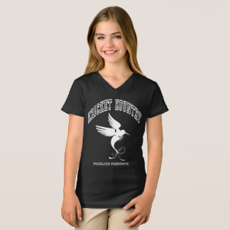 Kricket Kountry Animal Preserve....Hummingbird. T-Shirt