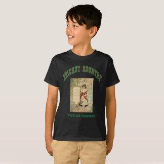 Kricket Kountry Wildlife Preserve....Faeries! T-Shirt