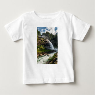krimml waterfall, Austria Baby T-Shirt