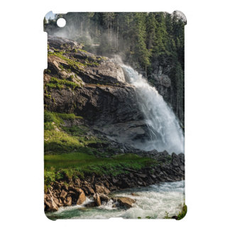krimml waterfall, Austria Cover For The iPad Mini