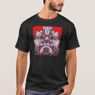 Kris Alan Apparel Alien Face T-Shirt