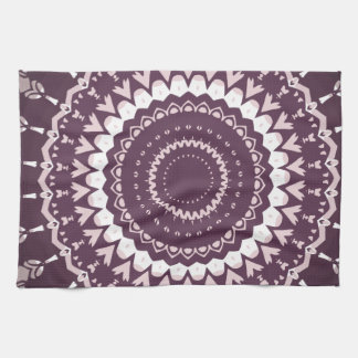 Kris Alan Trippy hippie Towel