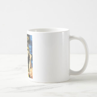 Krishna and Meera Coffee Mug