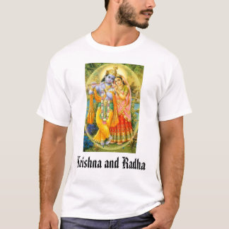 Krishna and Radha, Krishna and Radha T-Shirt