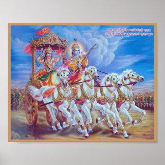 Krishna-Arjun Poster