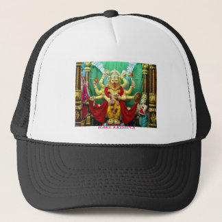 Krishna as Lord Nrsimhadeva Trucker Hat
