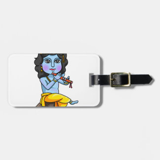 Krishna Bag Tag