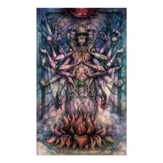 Krishna Corpse Poster